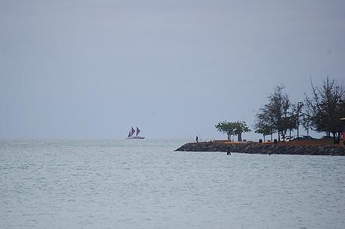 voyaging canoe
