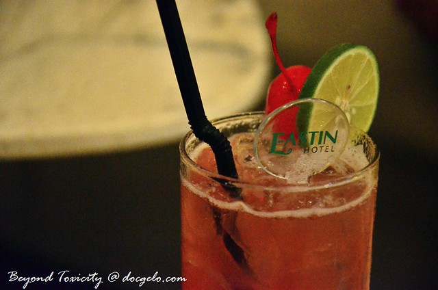 the lounge at eastin hotel penang