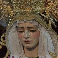Besamanos Maria Santisima de Gracia y Amparo (2012)