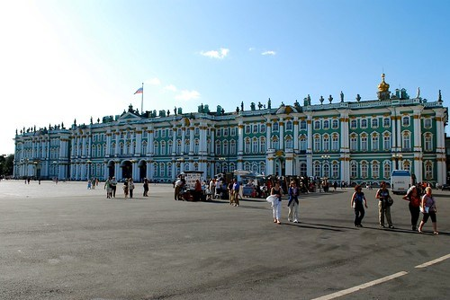 Museo del Hermitage San Petersburgo