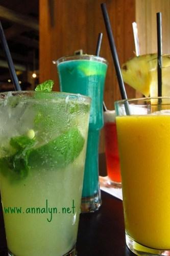 pf chang's - drinks