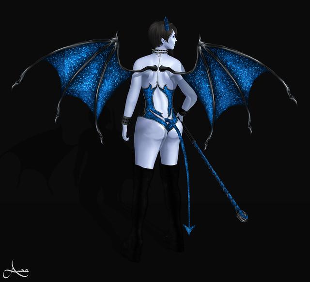 Blue Deviant Pic 3