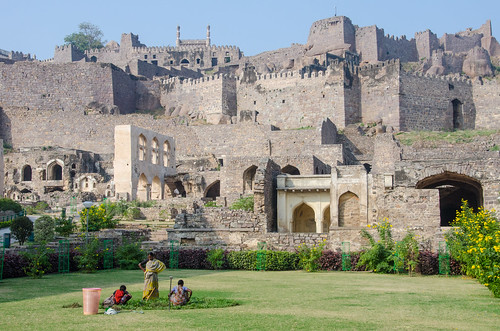 Image result for Golconda Fort