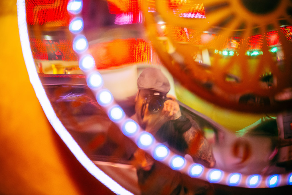 Self Kowloon Reflection
