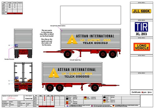 Astran Model release