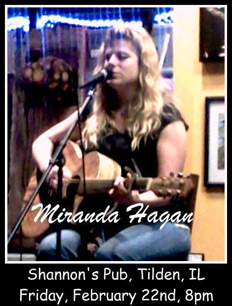 Miranda Hagan 2-22-13