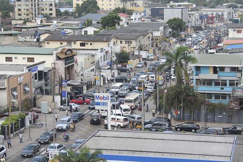 Awolowo Road Ikoyi, Lagos State by Jujufilms