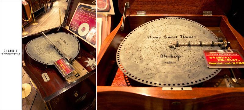 Music Box Museum Otaru