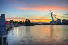 Putrajaya Sunset.