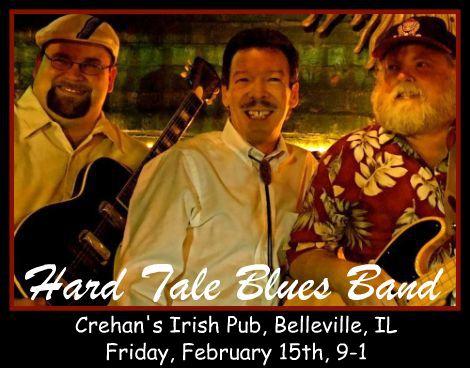 Hard Tale Blues Band 2-15-13