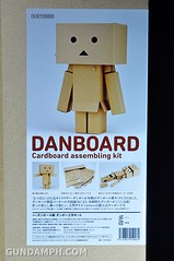 Big Scale Danboard Cardboard Assembling Kit Review (4)