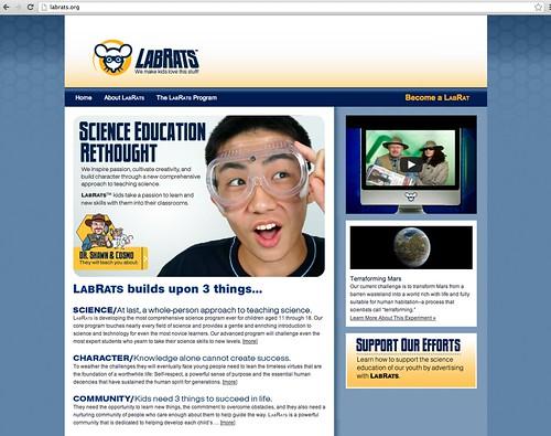 Labrats Screenshot