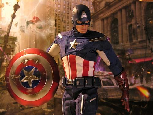 Captain America - Avenge