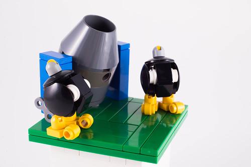 LEGO Bob-omb