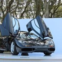 Amelia Island Concours d' Elegance: McLaren F1