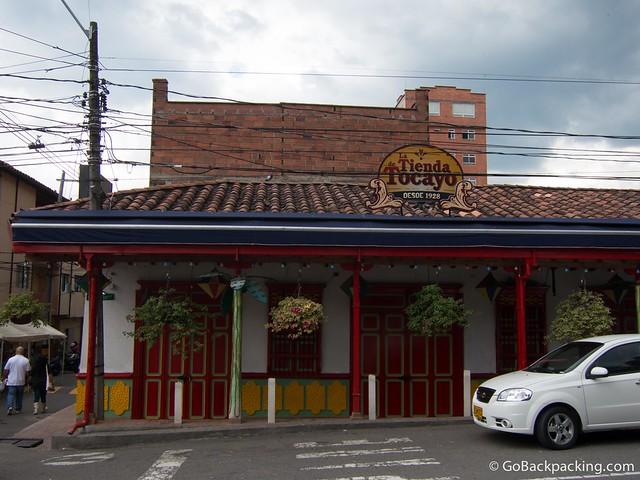La Tienda Tocayo