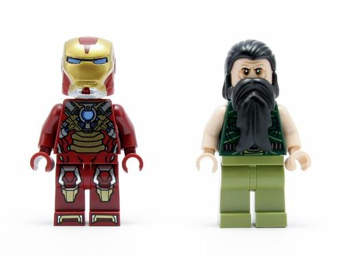 4. Iron Man(darin)