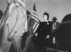 Protesting DC Police Brutality in Washington: 1941