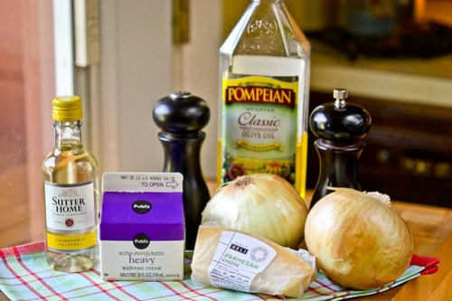 Roasted Parmesan Creamed Onions-1