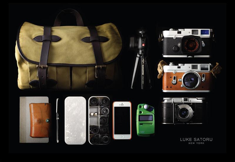 luke satoru: in my bag