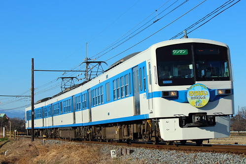 6001F(ろうばいHM) @武州荒木〜東行田