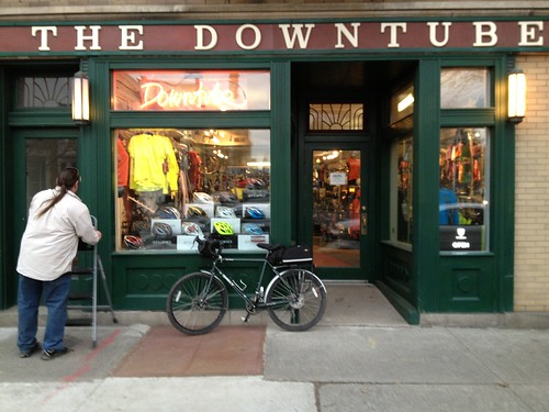 Errand 12.  Bike Shop - Trip 2