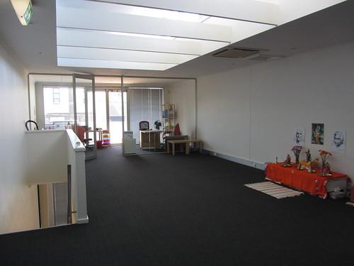 SVYC Melbourne, asana hall, 2