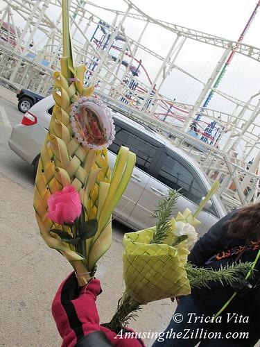 Palm Sunday in Coney Island