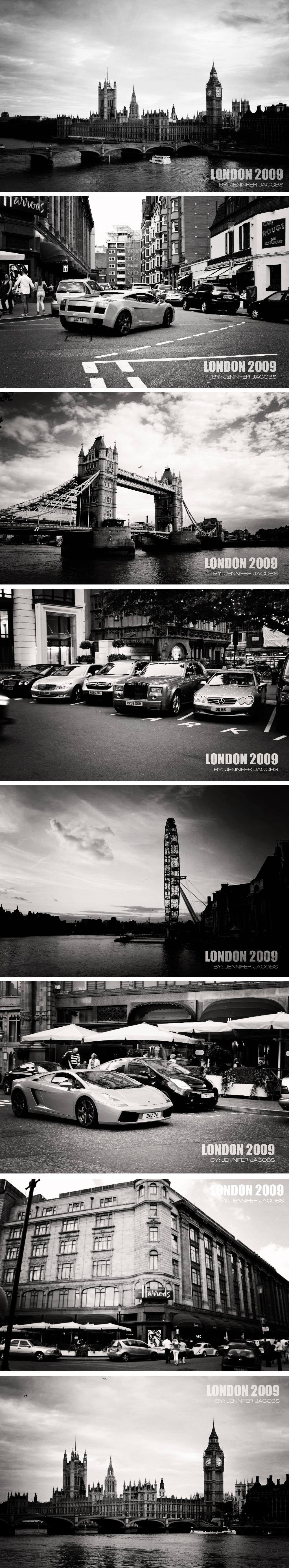 London 2009 by Jennifer Jacobs
