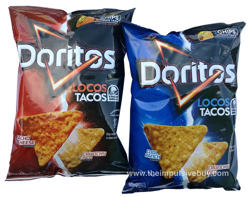 Doritos Locos Taco Tortilla Chips