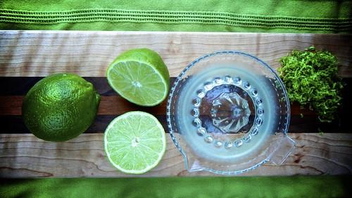 Mango Key Lime Pie 1