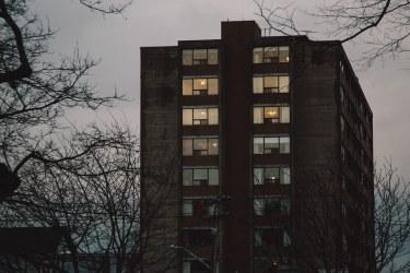 Prince Edward Square Apartments