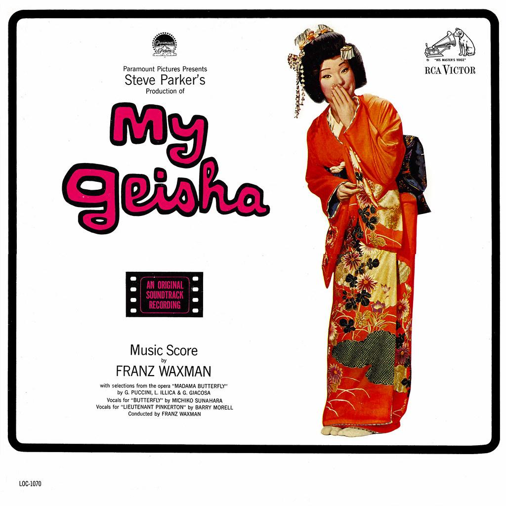 Franz Waxman - My Geisha