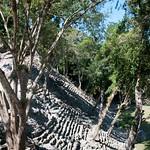 Honduras, ruinas de Copa?n 14