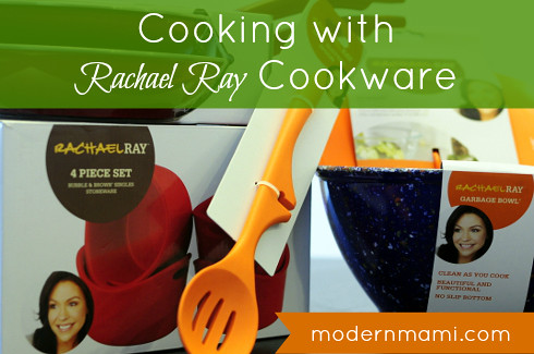 Cooking with Rachael Ray Cookware