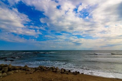銚子の海 / The sea at Choshi