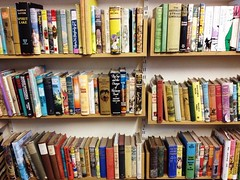Oxford Street Secondhand Bookshop. Whitstable, Kent