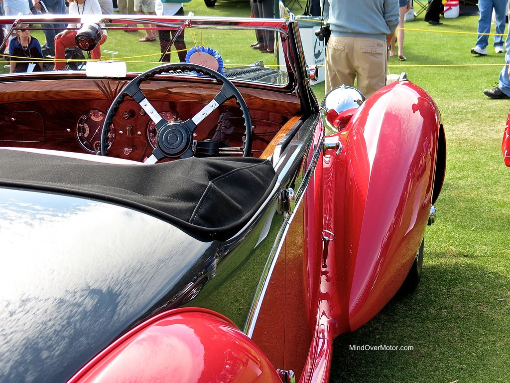 Delahaye 135 M Competition