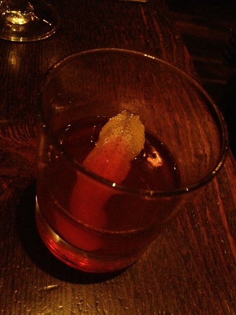 Sazerac cocktail - Wayfare Tavern