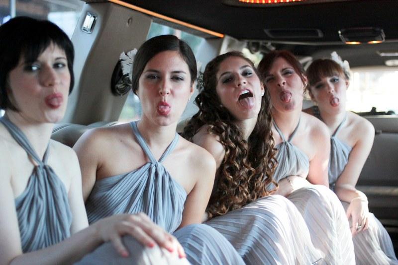 amazing bridal party