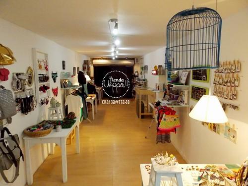 Ueppa!! La tienda (Nuevo local) by Ueppa!!