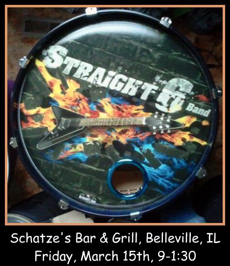 Straight 6 Band 3-15-13