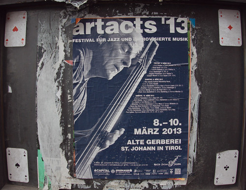 artacts '13, St Johann, Austria 9.3.13