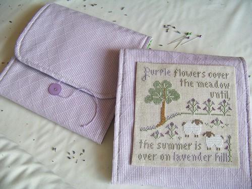 Lavender Huswife (1/6)