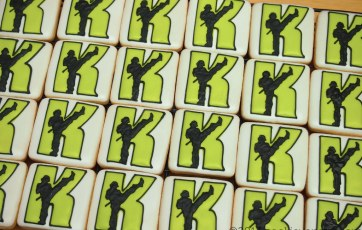 Kickin' It - Disney TV series custom cookies