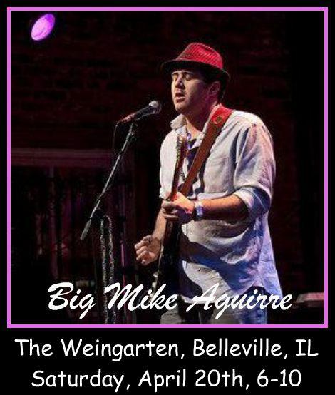 Big Mike Aguirre 4-20-13