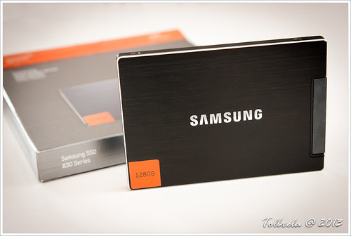 "Samsung SSD 830 Series 128Gb 2,5"" SATA"