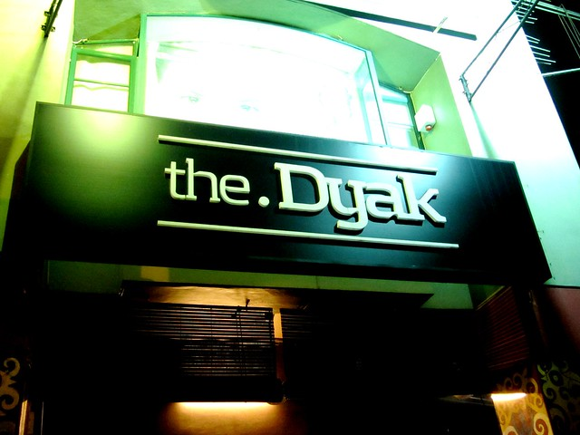 Dyak by night