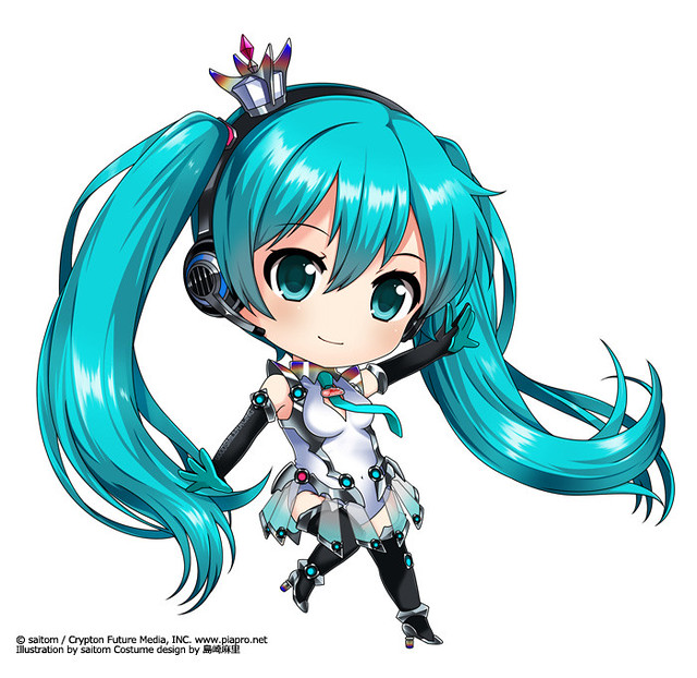 Nendoroid Racing Miku: 2013 version