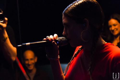 Myspace x Chapstick Present: Emeli Sande & Skylar Grey - 2